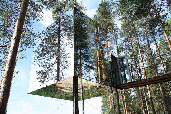 Peter Lundstrom. Treehotel