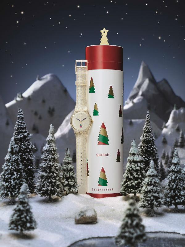 Swatch przedstawia idealny prezent świąteczny, dla tych, którzy nie ...