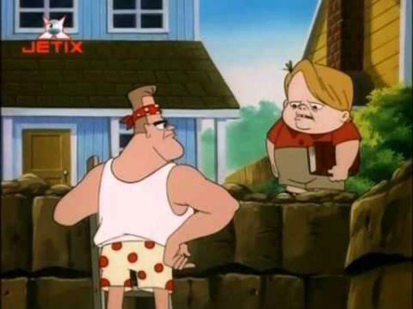 sex kreskówki fotki Simpsons