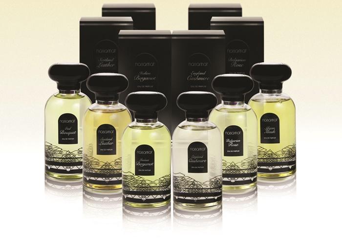 Nasamat perfumy HIRO