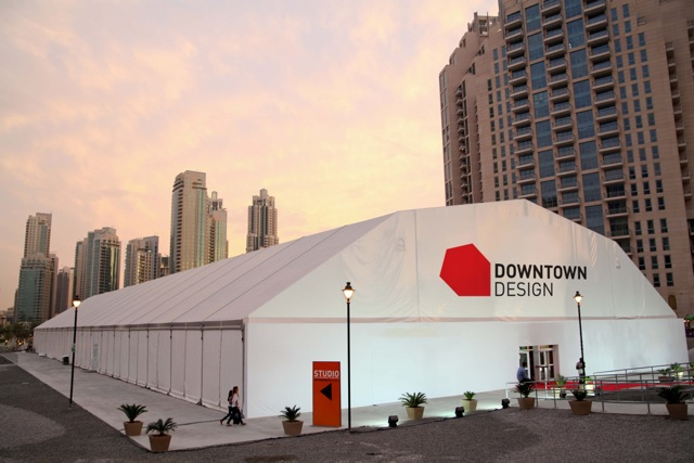 downtown design namiot HIRO