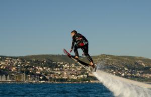 hoverboard Franky Zapata