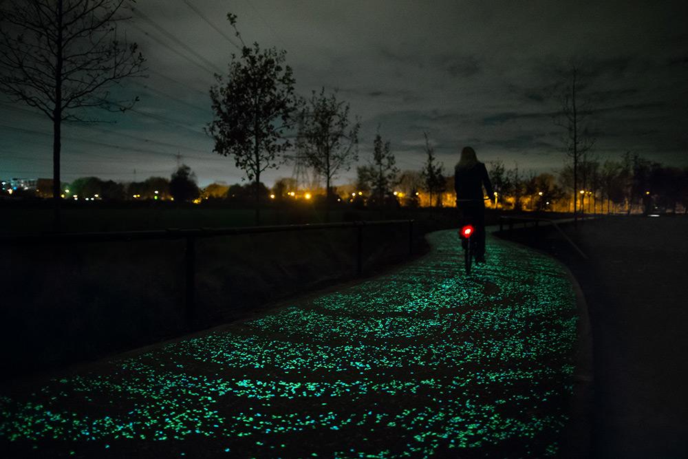 ścieżka rowerowa van gogh