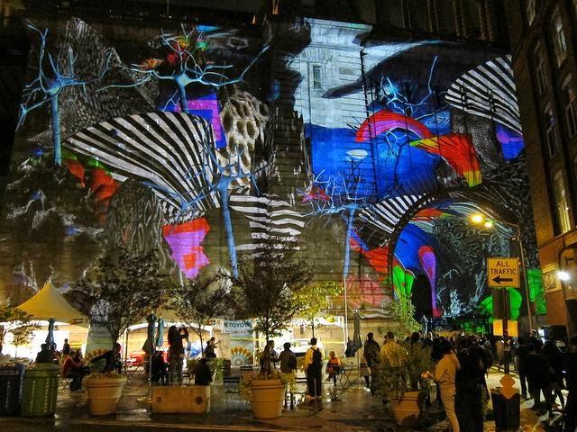 NY Festivals of Lights