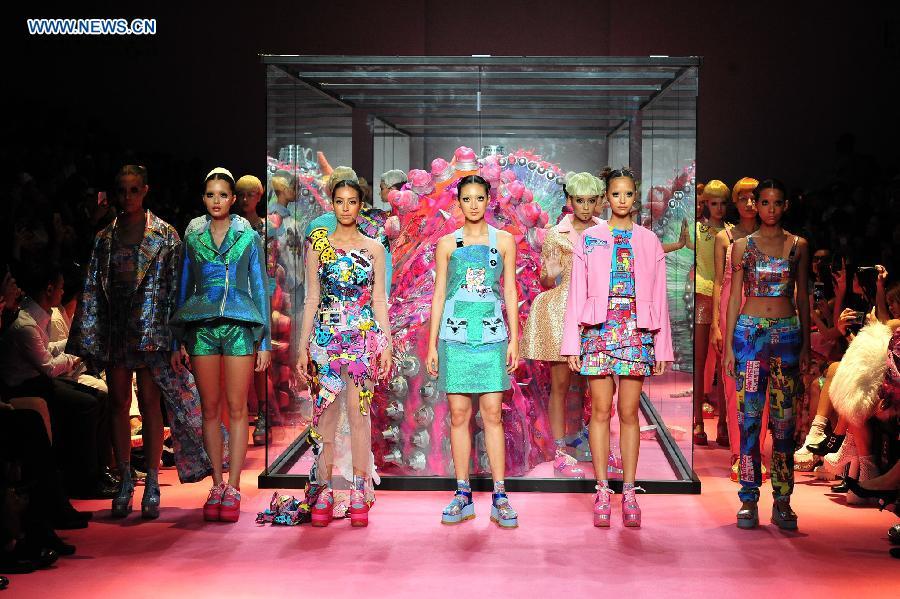 fashion week bankok