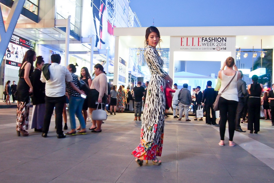 fashion week bankok