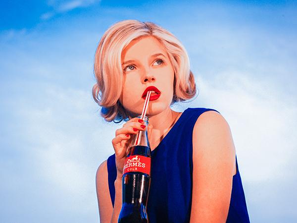 hermes cola