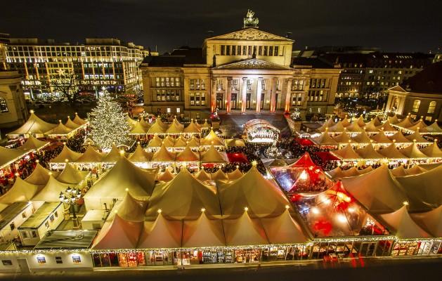 jarmark w berlinie