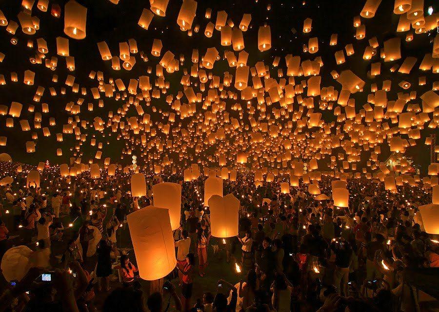 thai festiwal latarni