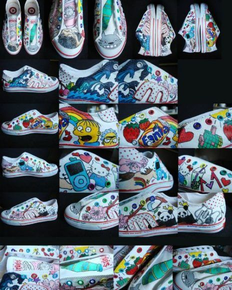 http://th09.deviantart.net/fs37/PRE/i/2008/255/f/f/customized_shoes_by_tofuofdoom.jpg