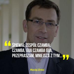 Maciej Orłoś 2 HIRO