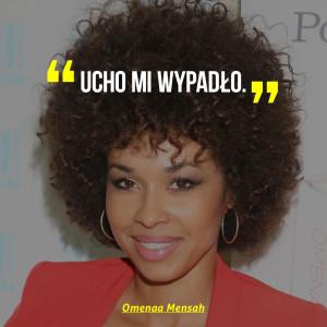 Omenaa Mensah HIRO