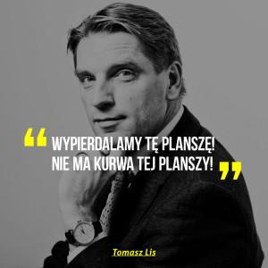 Tomasz Lis HIRO