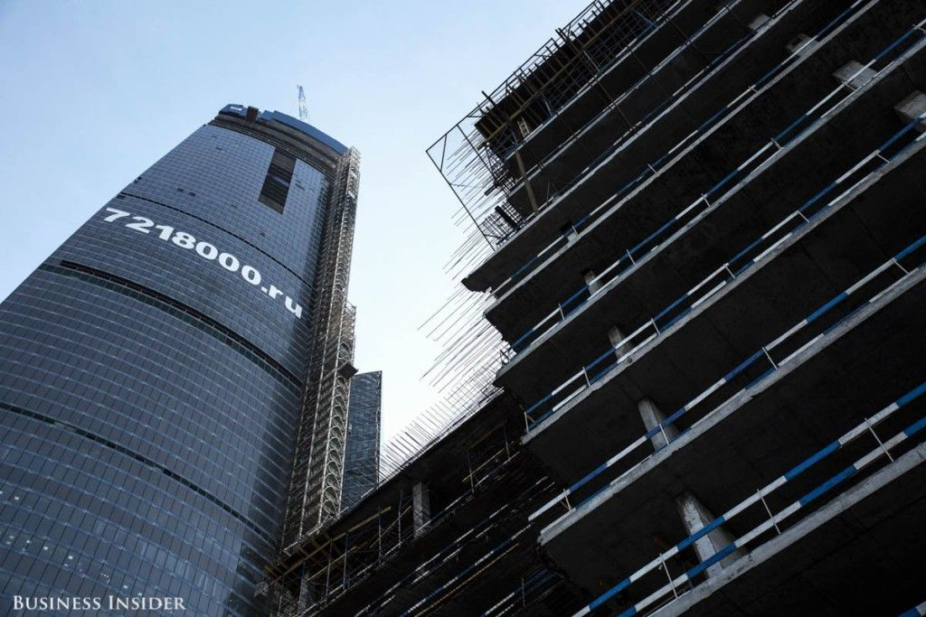 eight-skyscrapers-in-total-have-been-finished-eight-more-are-under-construction-and-another-two-are-planned-to-be-finished-by-2018-the-total-cost-has-been-estimated-at-12-billion