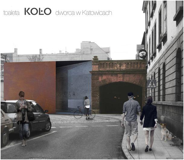 Katowice - wizualizacja