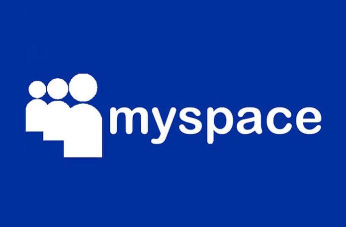 Logo serwisu internetowego Myspace