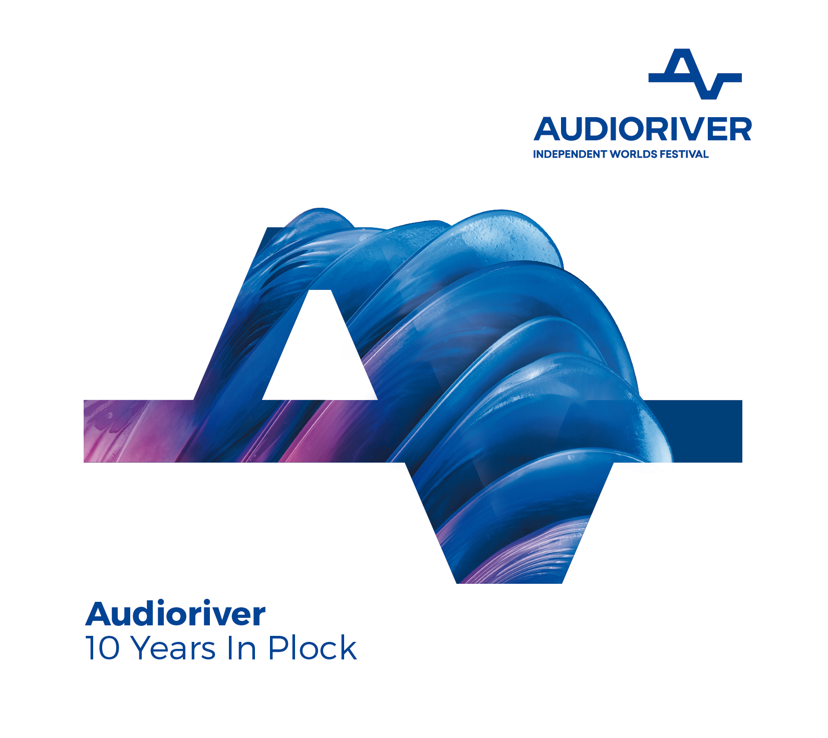 Audioriver 10 Years In Plock - okladka