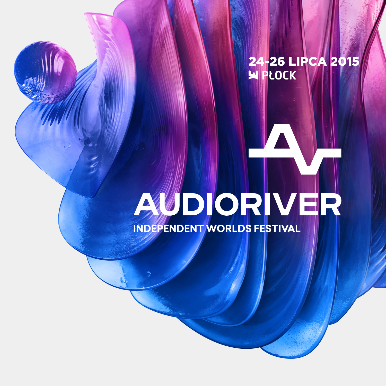 Audioriver - key visual