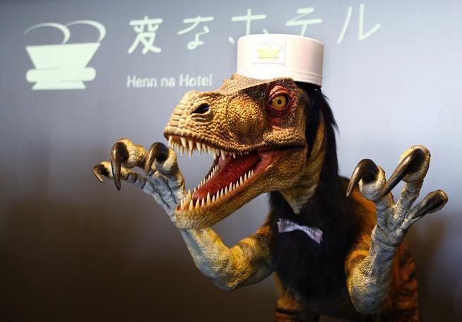 APTOPIX Japan Robot Hotel
