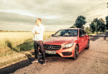 Mercedes-Benz C200 BlueTec test w magazynie HIRO
