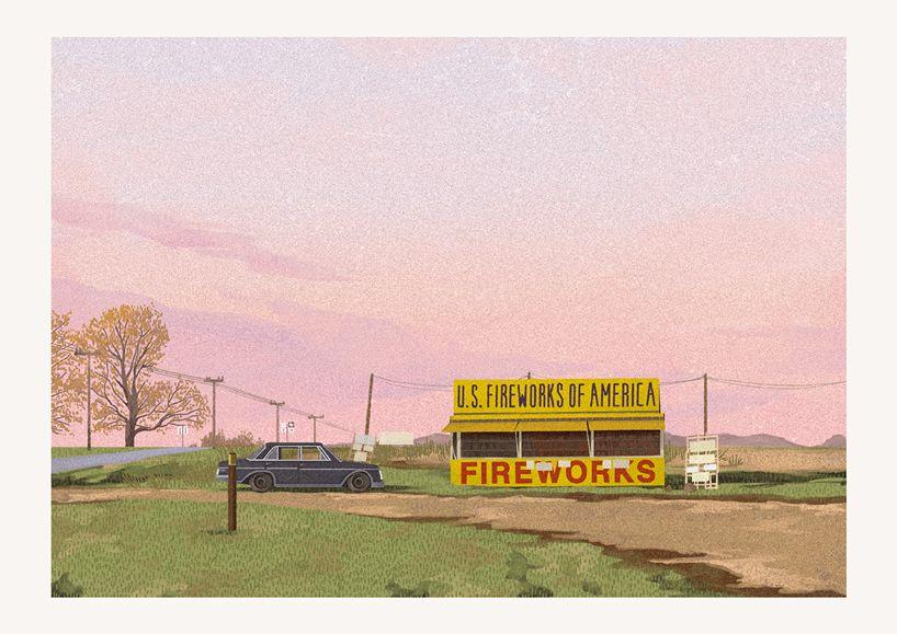 wes-anderson-postcards-mark-dingo-francisco-designboom-01