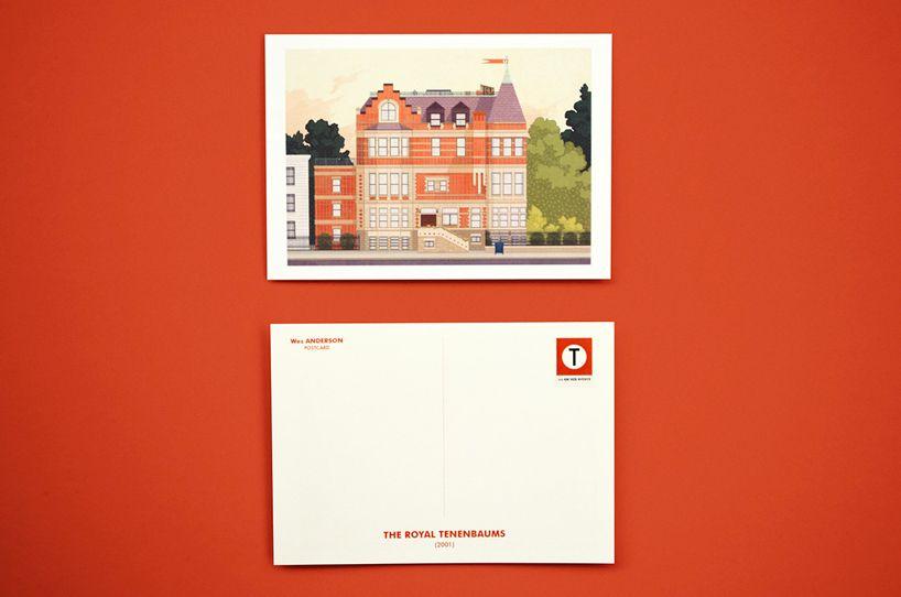 wes-anderson-postcards-mark-dingo-francisco-designboom-07