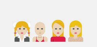 Emoji przedstawiające sylwetkę Britney Spears