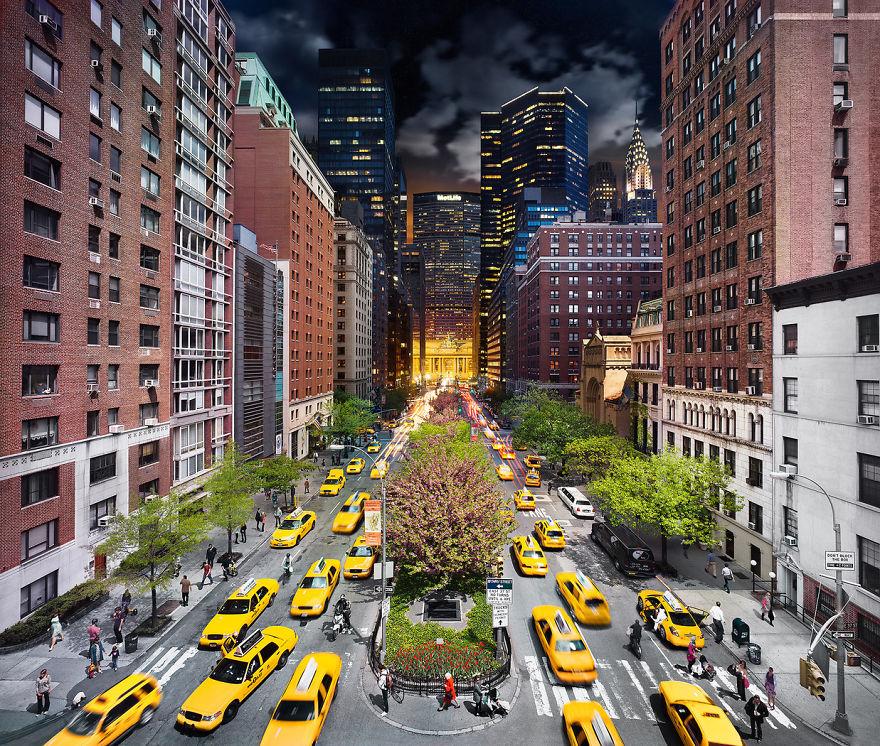 Park Avenue, Nowy Jork