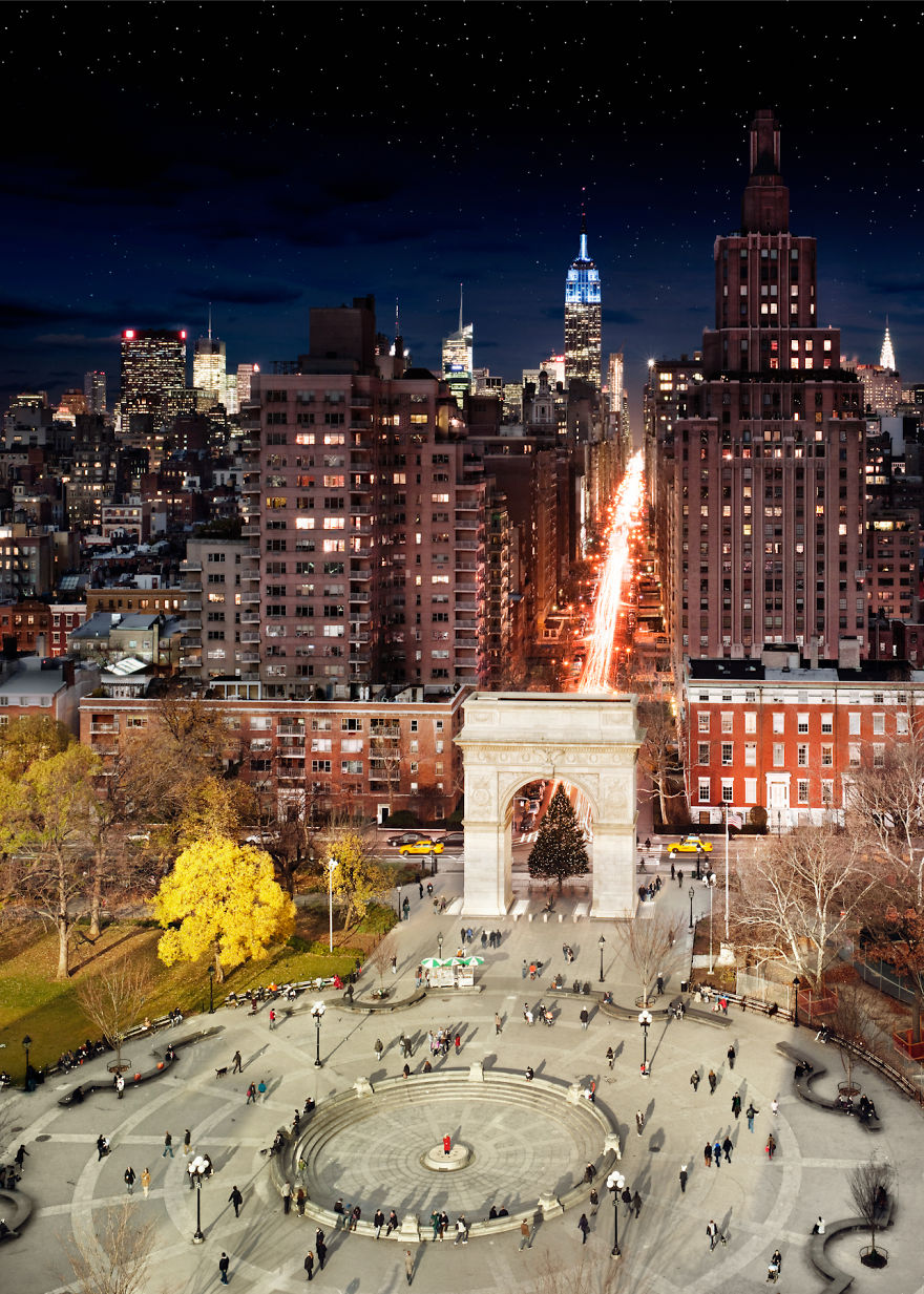 Washington Square Park, Nowy Jork