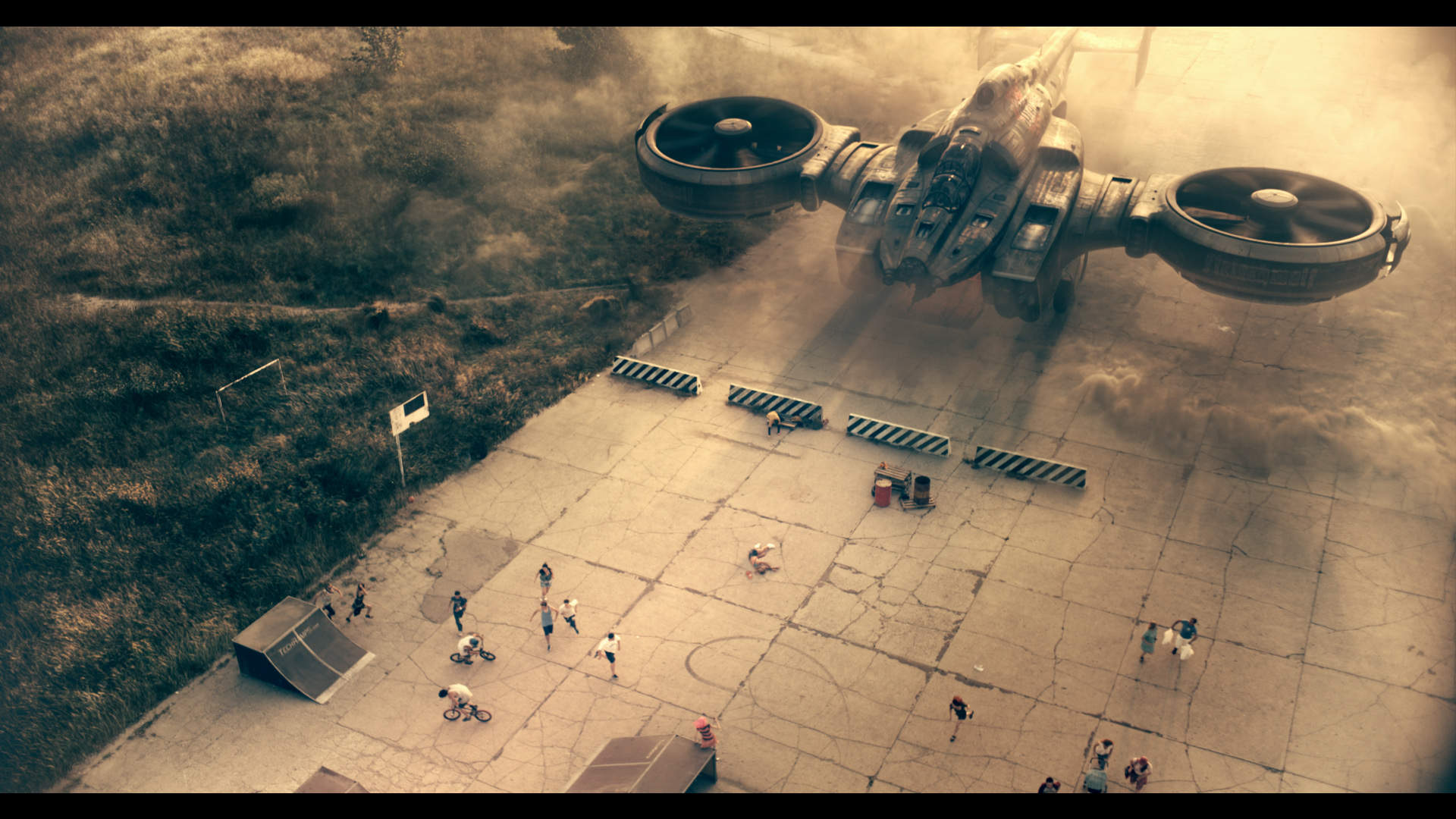 kadr z filmu SMOK_1