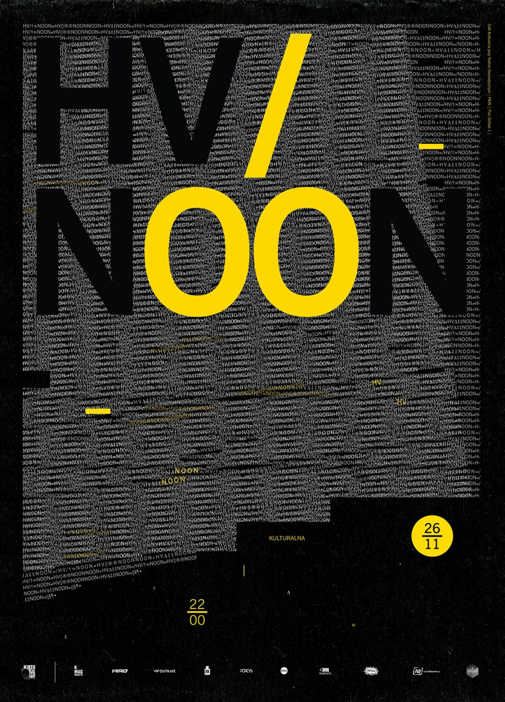 HV/NOON w Cafe Kulturalna - Magazyn HIRO