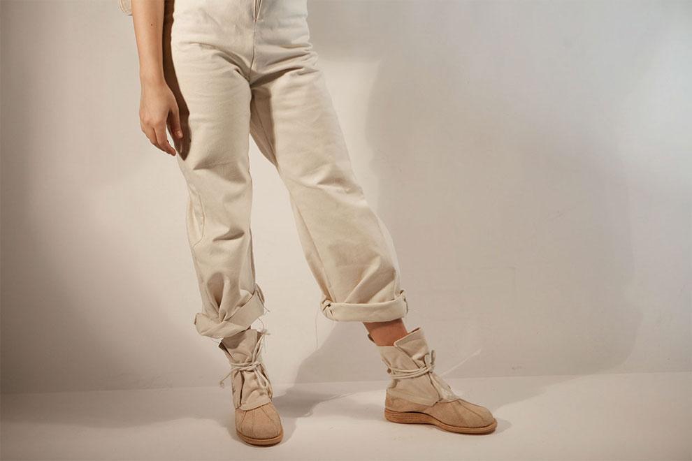 beżowe buty Skywalkera