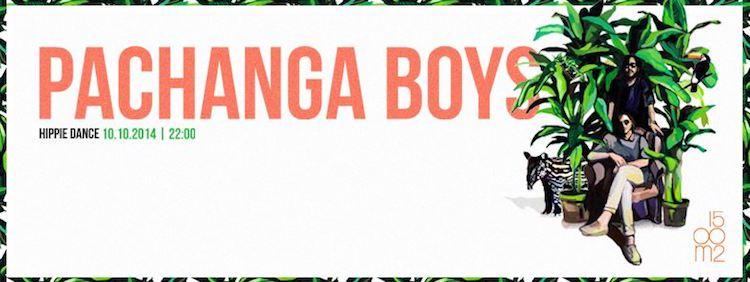 pachanga boys plakat HIRO