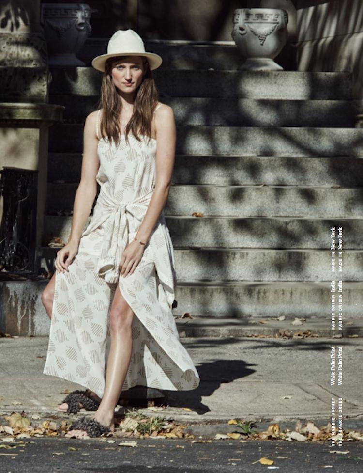 cienne-kobieta-w-kapeluszu-i-sukience