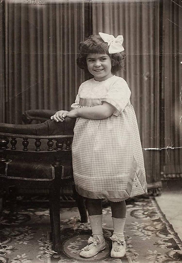 frida-kahlo-dziecko