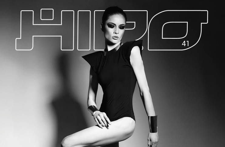 Magdebursky sesja okładkowa magazynu HIRO