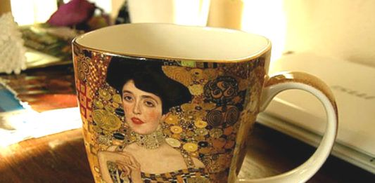Kubek z obrazem Klimta