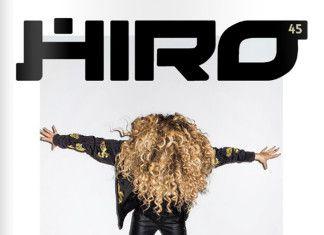 Ella Eyre na okładce magazynu HIRO fot. Karol Grygoruk