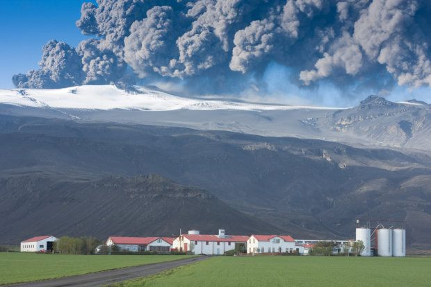 Islandia - krajobraz