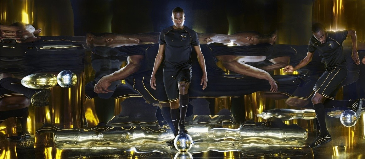 Nike, Rousteing, Blaise Matuidi