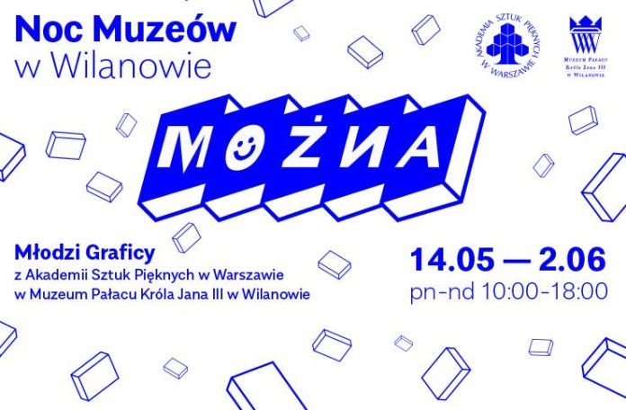 plakat wystawy Mozna