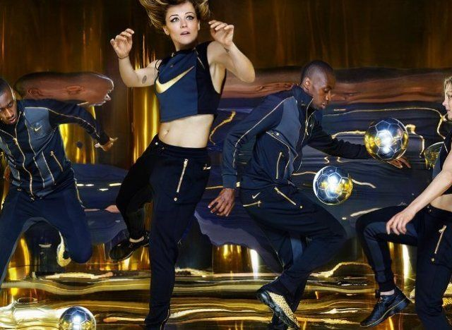 Nike, Laure Boulleau&Blaise Matuidi
