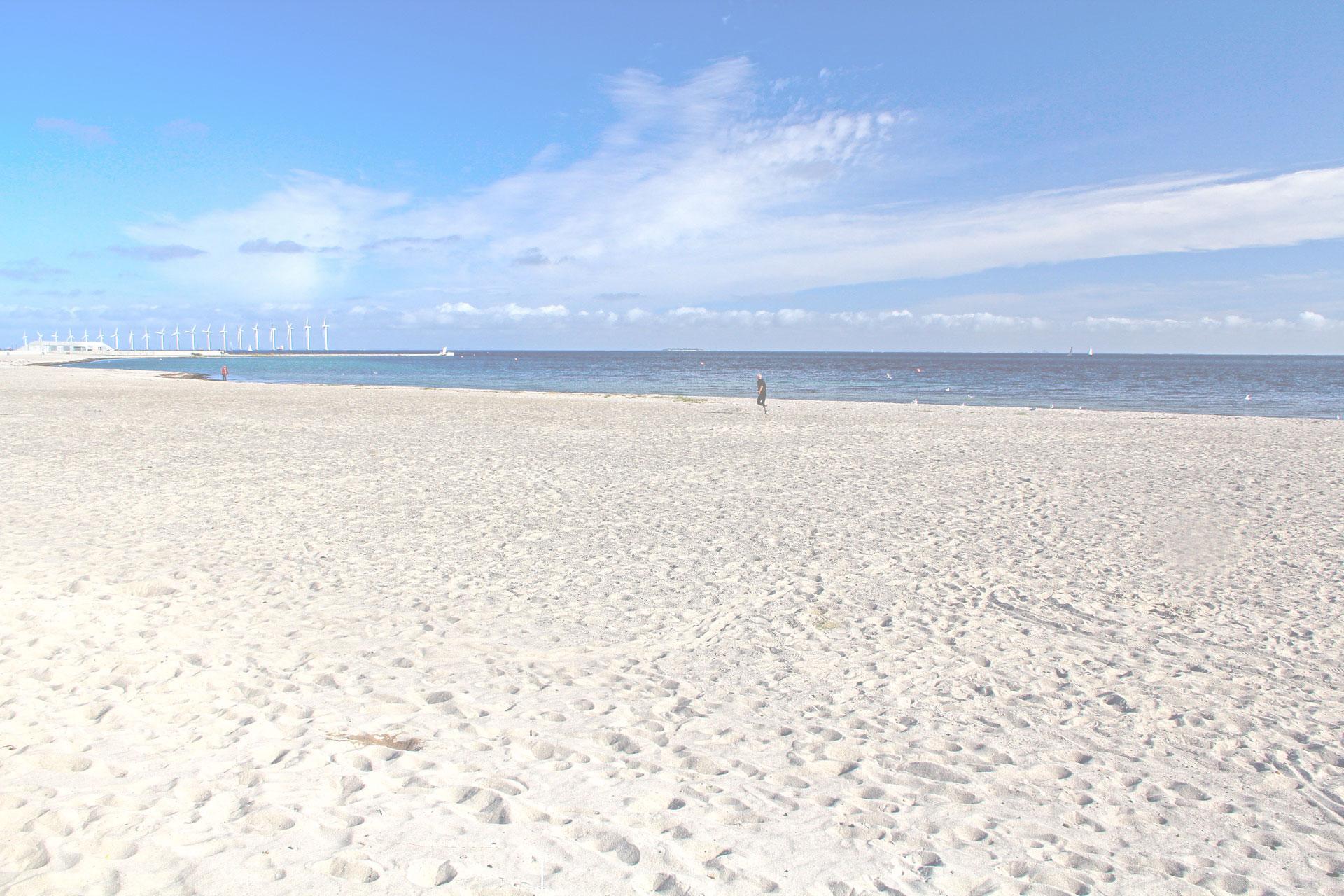 Plaża w Kopenhadze