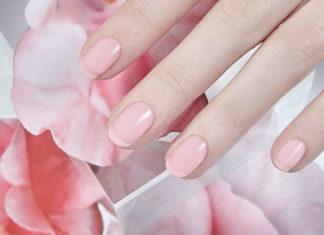 rozowy lakier do paznokci