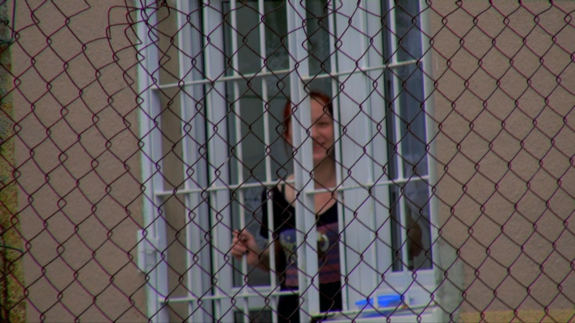 Kobietami za więziennymi kratami
