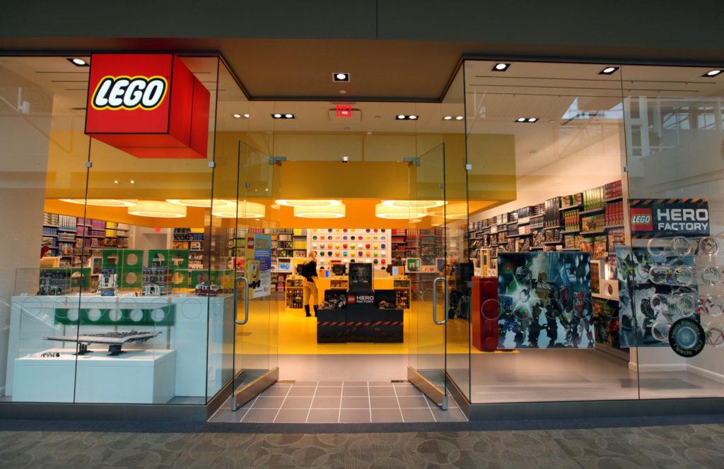 Powstanie Pierwszy Lego Store W Polsce Magazyn Hiro