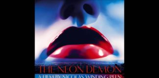 "Okładka płyty z soundtrackiem do ""Neon Demon"""