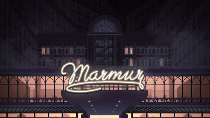 Okładka płyty Marmur