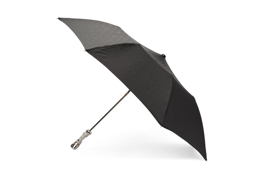 Czarna parasolka