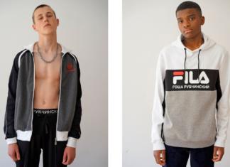 Dwóch chłopaków w streetwearowych ciuchach